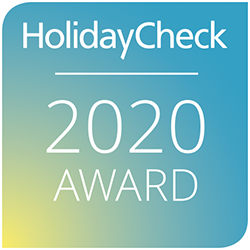 HolidayCheck 2020 AWARD